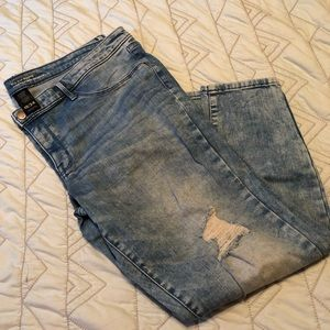 Mossimo Acid Wash Jegging :: 18